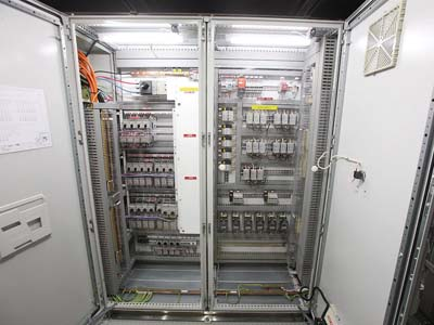 Hvac Control Panels Stolway Flameproof Hvac