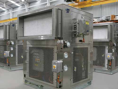 Stolway flameproof hvac stolway provides custom for Innovative heating and air conditioning